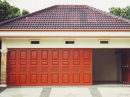 Jual Pintu Garasi Murah, HOTLINE 081-233-8888-61