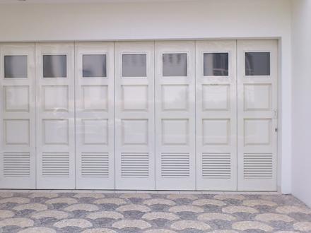 JBS - Pintu Garasi Minimalis Terbaru 2