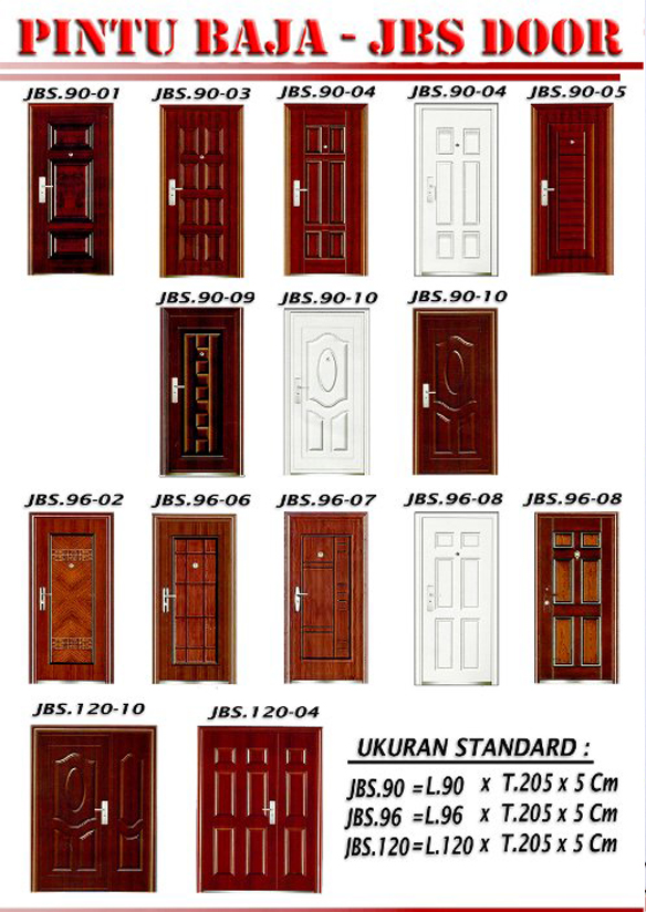 Model Pintu Panel Minimalis Terbaru, HOTLINE 081-233-8888-61