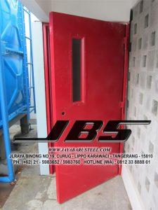 Jual Pintu Fire Door